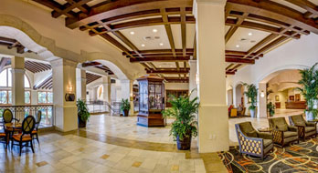 Rosen Shingle Creek Lobby