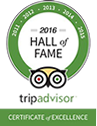 2016 Hall of Fame - Trip Advisor