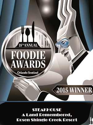 A Land Remembered - 2015 Foodie Aware Winner