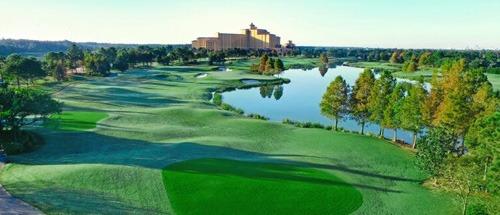 Rosen Shingle Creek Orlando   Golf