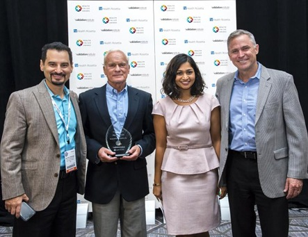 Rosen Hotels & Resorts and Owner Harris Rosen Win Two Diamond and a Silver Award at Recent  World Health Care Congress