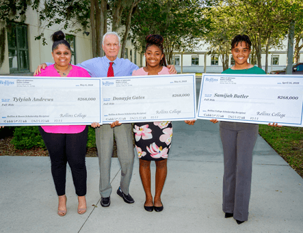Rosen Hotels & Resorts – Three Rosen Scholarship Recipients To Enter Rollins