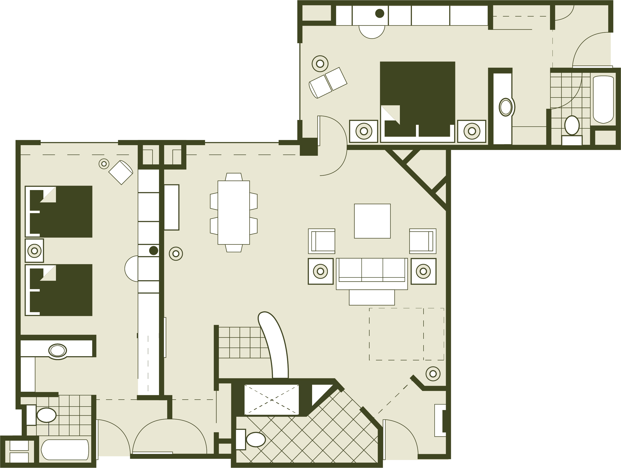 Room Floorplan