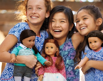 All American Girl Deluxe Package