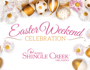 Easter Brunch at Orlando's Rosen Shingle Creek