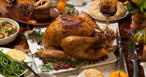 Thanksgiving at Rosen Shingle Creek