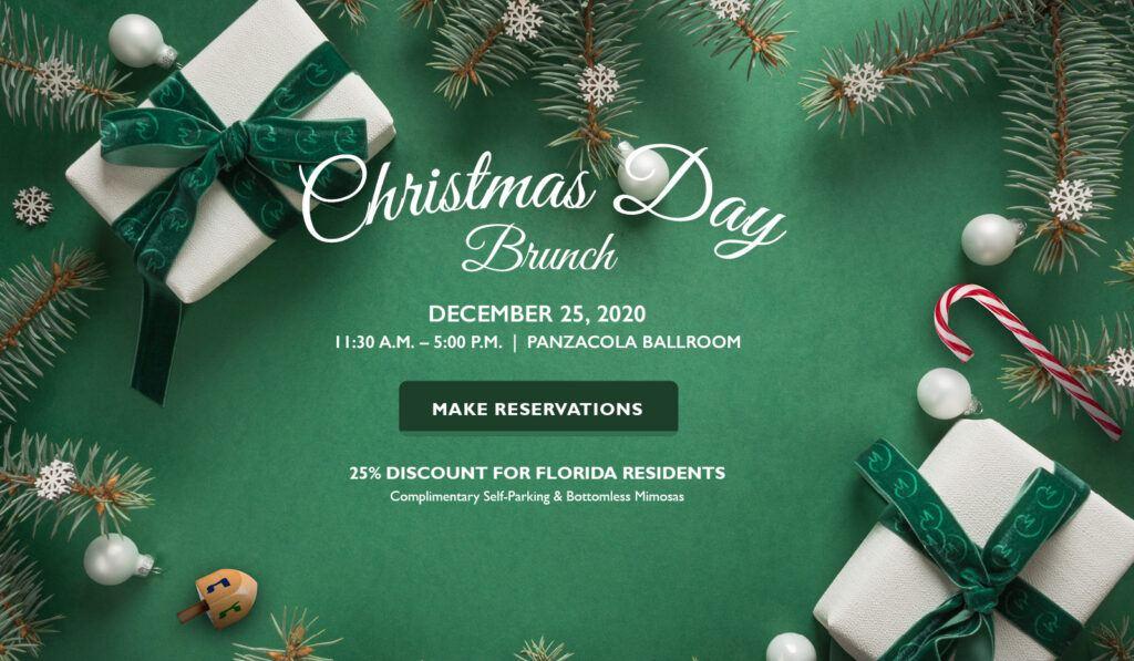Rosen Shingle Creek Christmas Day Brunch in Orlando
