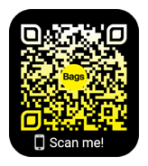 Rosen Shingle Creek - BAGS QR Code Scan Me!