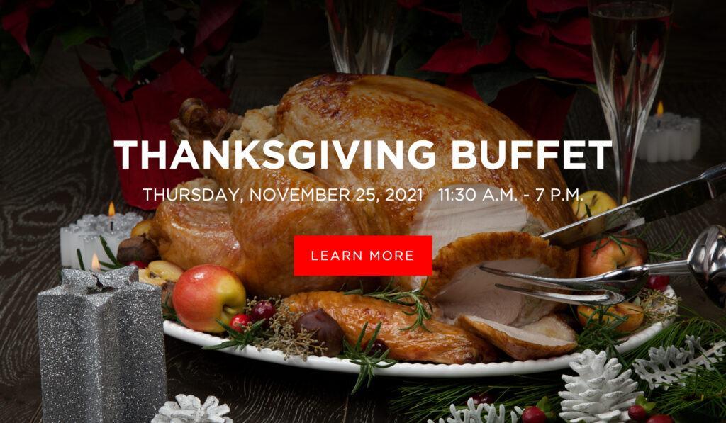 Rosen Shingle Creek Thanksgiving Buffet Orlando