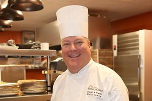 Chef Steven Fratto