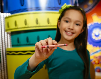 Crayola Experience Packages