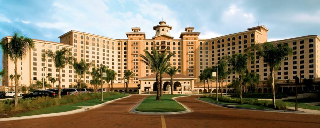 Rosen Shingle Creek® Front