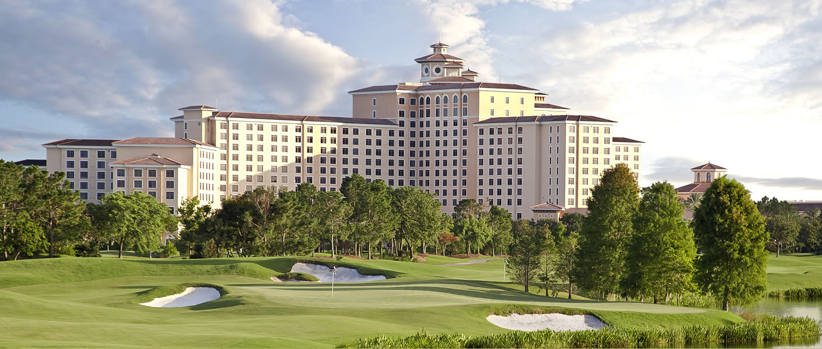 Rosen Shingle Creek® Golf View